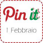 Il 1 febbraio pinniamo italiano? Cerchiamo di scovare siti e blog italiani e immettiamo nel maremagnum di Pinterest immagini, idee, creazioni Made in Italy.