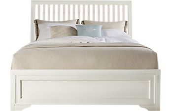 Queen Bed Frame Styles: Platform, Sleigh & Canopy Queen Beds
