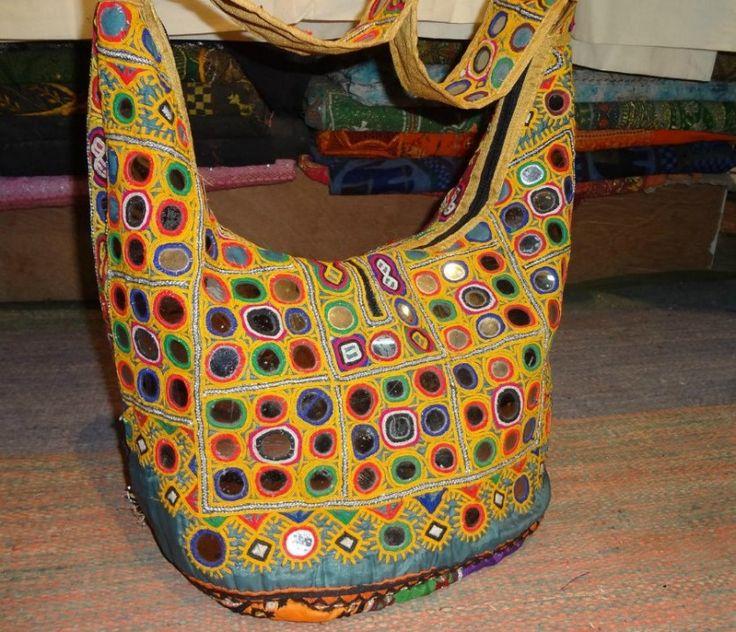 Индийская вышивка в стиле «шиша» — Рукоделие