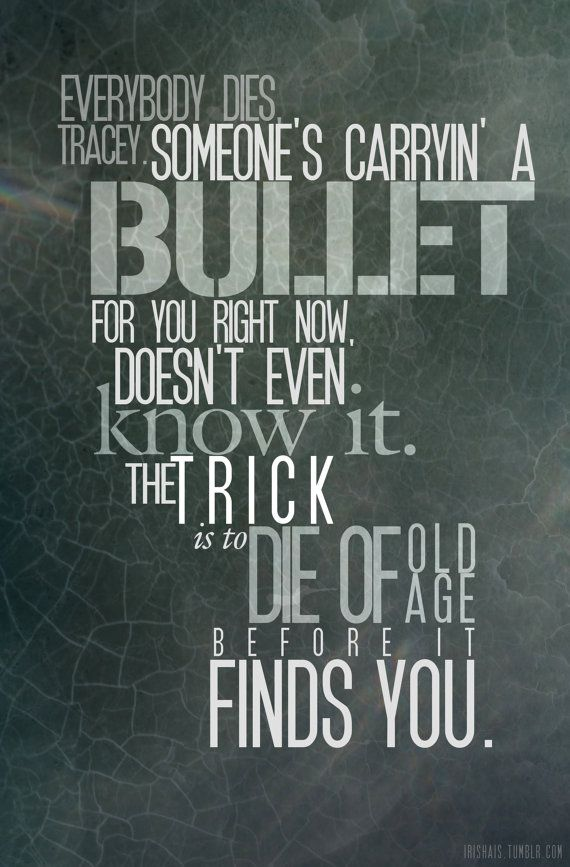 Bullet Firefly Quote 11x17 Poster by painteddoll on Etsy, $22.00