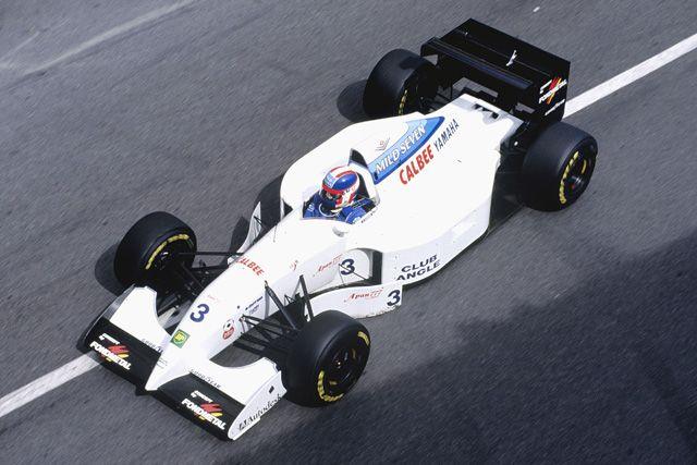 1994 Ukyo Katayama, Tyrrell 022 Yamaha