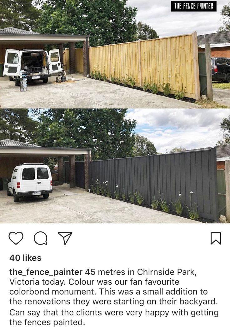 Monument Spray Painted Fence Recinzioni Dipinte Recinto