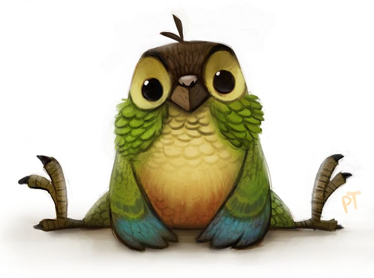 Green-cheeked conure by Cryptid-Creations.deviantart.com ★ Find more at http://www.pinterest.com/competing/