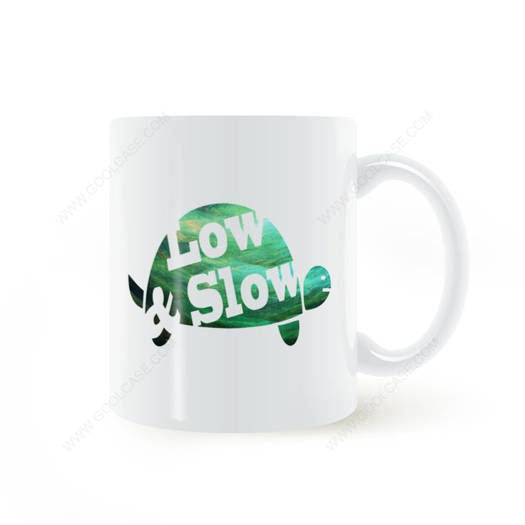 Find More Mugs Information about Low And Slow Funny Mug Coffee Milk Ceramic Cup Creative DIY Gifts Home Decor Mugs 11oz T606,High Quality film faced plywood china,China film opaque Suppliers, Cheap film positive from Double Seven Store on Aliexpress.com