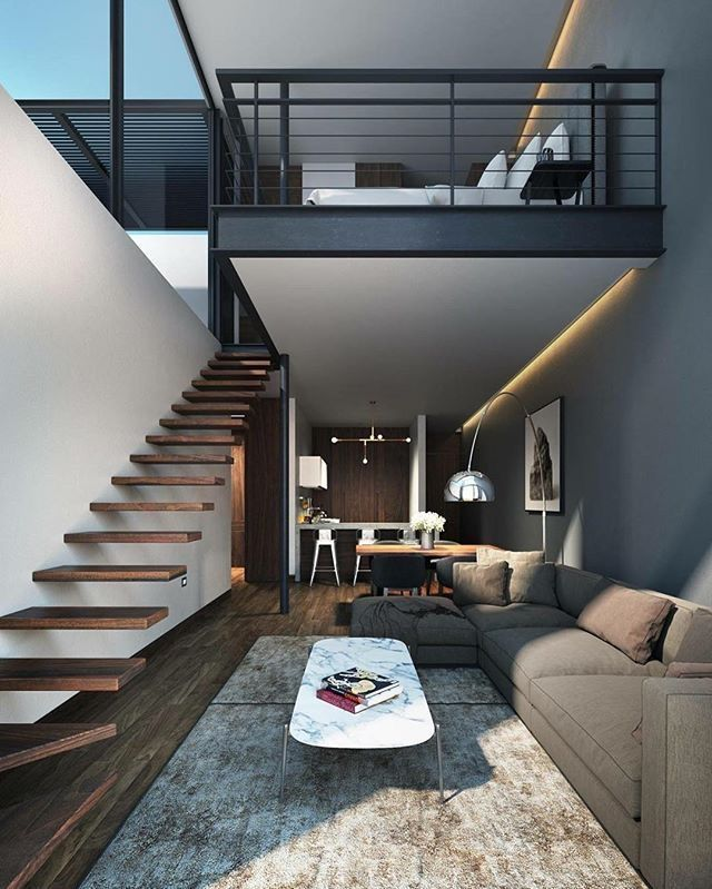 25+ Best Ideas About Loft Design On Pinterest