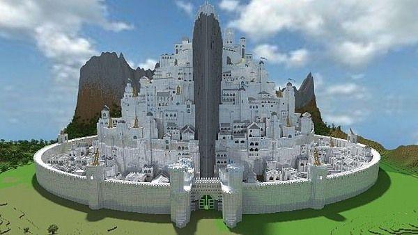 10 Kreasi Mengagumkan Minecraft | Screenshot5