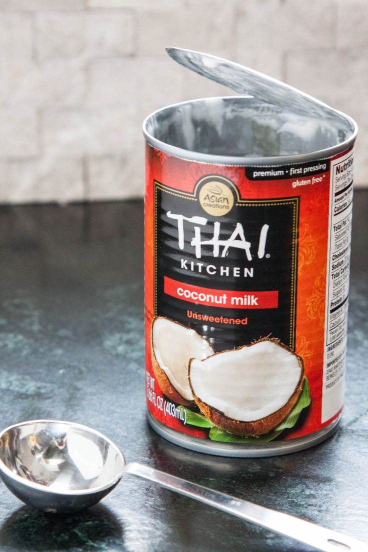 I've been cooking with coconut milk a lot lately, and I seem to have a knack for picking recipes that never quite use the entire can. It feels wasteful to to get rid of the leftovers, so whether it's just a few tablespoons or a cup, I always save what's left. To prevent your leftover coconut milk from getting lost and forgotten in the back of the fridge, here are five great ways to use up that open can.