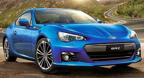 2015 Subaru BRZ Price and Design