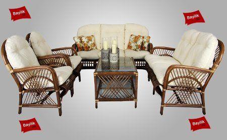 Fides Garden bambu bahce mobilyasi bayilik