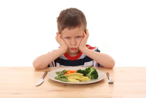 ¿Cómo remplazar los nutrientes de la Zanahoria, brócoli, espinaca y lechuga si a tus pequeños no les gusta comerlos?