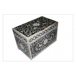 Mother of Pearl inlay Floral Pattern Box
