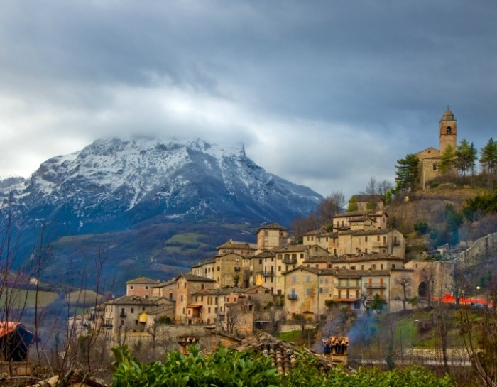 Storia di Montefortino (Mons Fortunis)