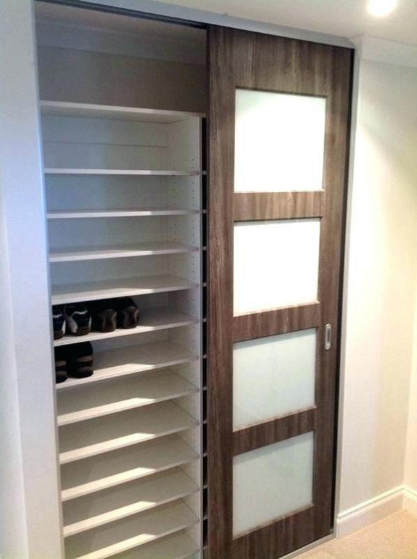 Shoe Cabinet With Sliding Doors Shoe Rack With Shelf Shelves Shoe Cabinet