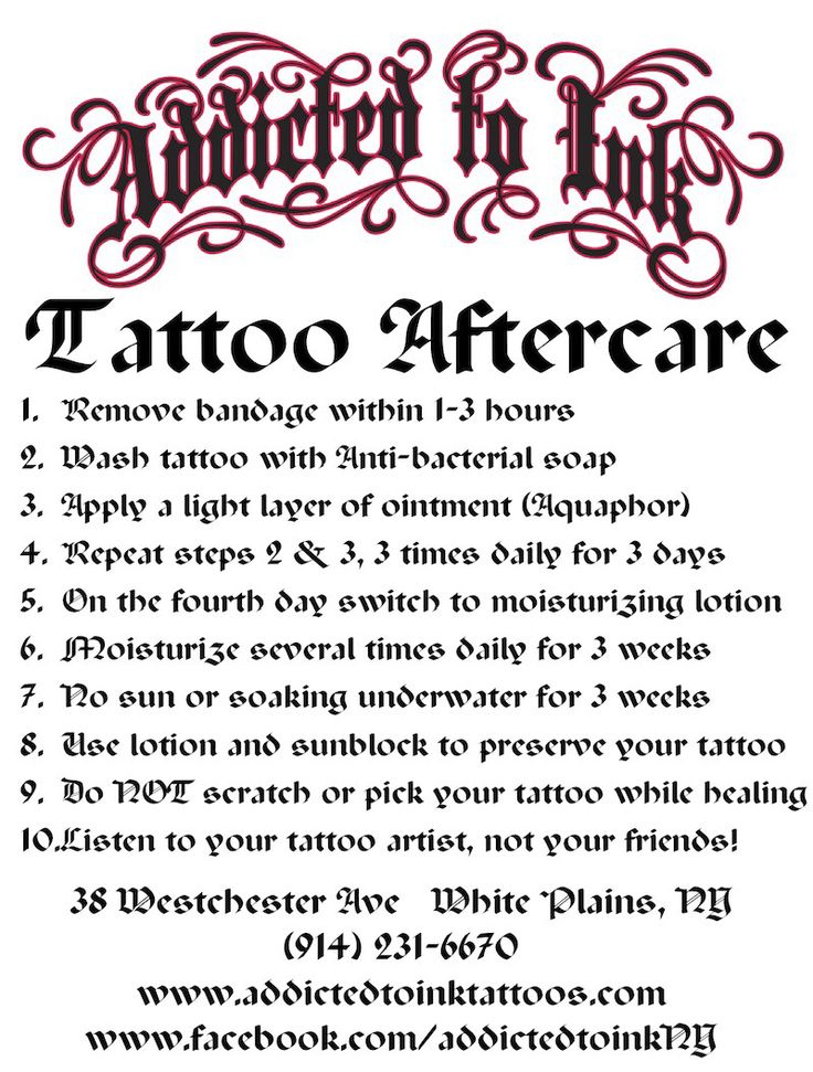 Best 25+ Aftercare for tattoos ideas on Pinterest | Small tattoo ...