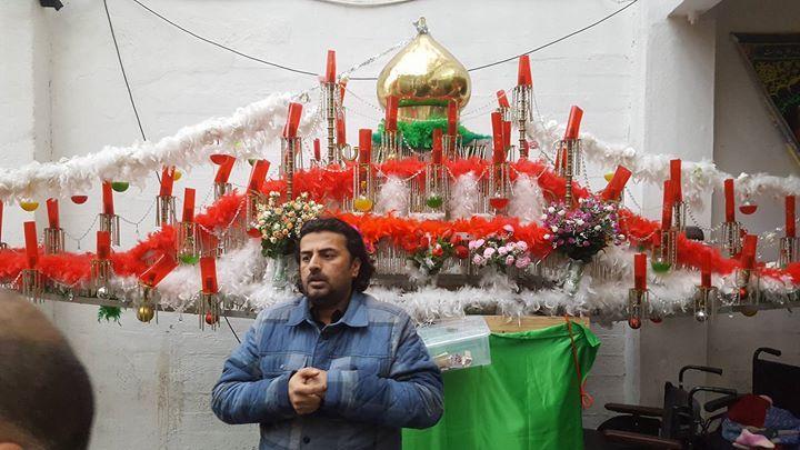 Imambargah Al-Saidq - Copenhagen Denmark  (10 Muharram 1438 / 2016 - Copenhagen Denmark)  Photography: Qambar Kiyani  Shia Multimedia Team - SMT http://ift.tt/1L35z55