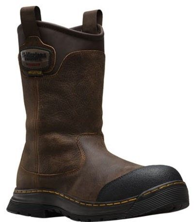 Dr. Martens Men's Rush EH Safety Toe Waterproof Rigger Boot
