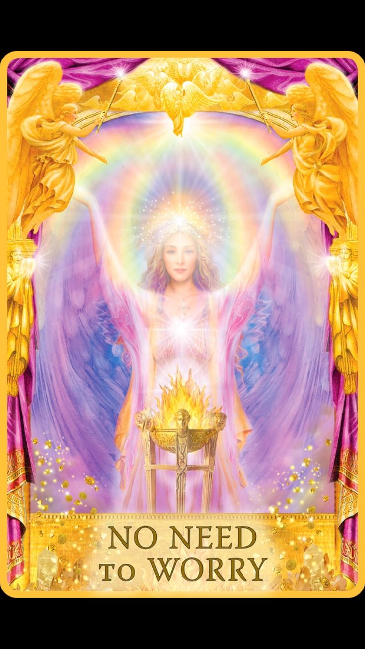 Archangel Oracle Divine Guidance: 544 Best Images About Cards On Pinterest