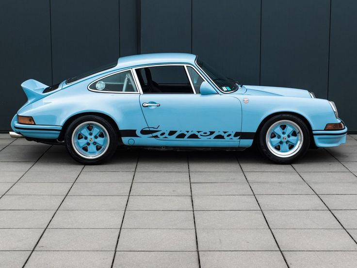 🔵 1973 Porsche 911 2.7 RS Touring for sale at Porsche Classic Center Gelderland for EUR 585k