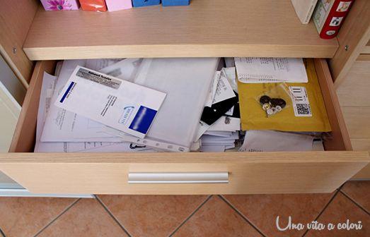 organizzare i documenti
