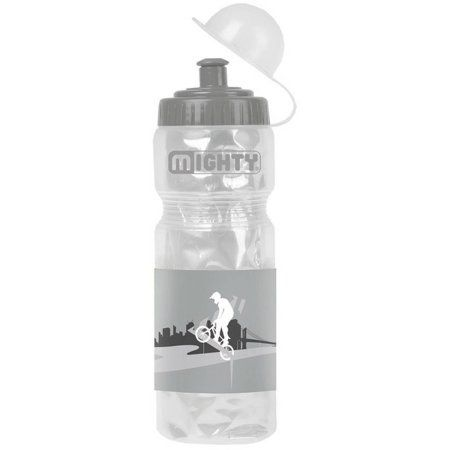 Ventura Grey PBO 400 Foil Insulated Bottle, Gray