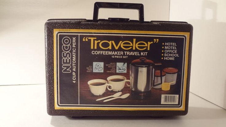 Travel Coffee Maker Kit : 1000+ ideas about Travel Coffee Maker on Pinterest Portable coffee maker, Coffee maker machine ...
