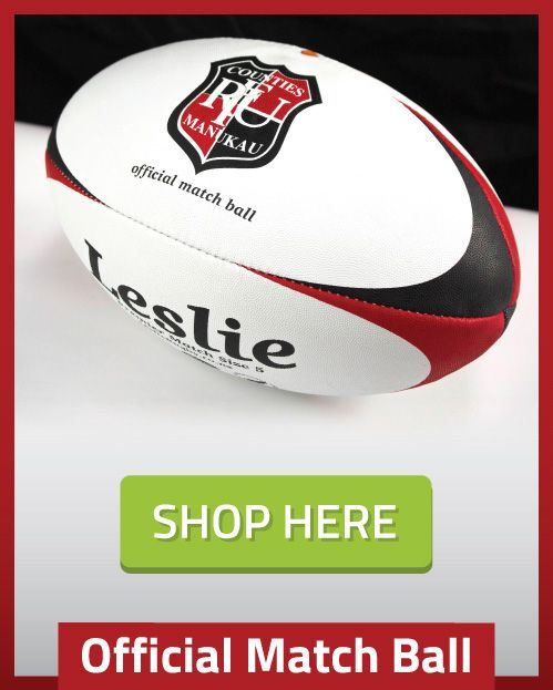 Official LeslieRugby Rugby Ball of Counties Manukau Rugby Union - shop here http://tiny.cc/3qhpey