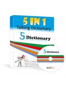 Dictionary for English, Hindi, Gujarati, Marathi, Panjabi, Sanskrit