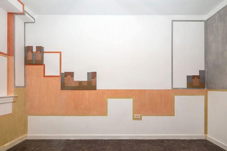 Installation by Krista Svalbonas | Yellowtrace