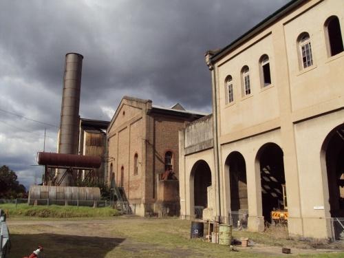 Richmond Vale Railway Museum, Kurri Kurri, New South Wales, Australia.