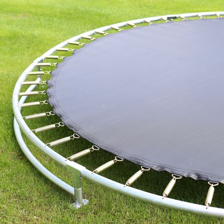 17 Best Ideas About In Ground Trampoline On Pinterest