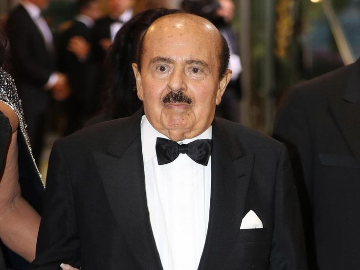 Adnan Khashoggi: the 'whoremonger' whose arms deals funded a playboy life of decadence and 'pleasure wives'
