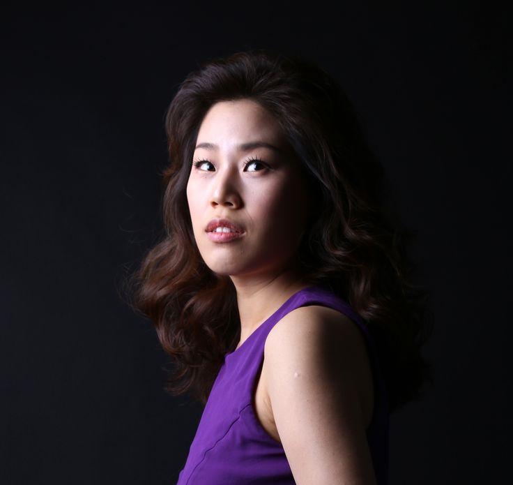 Seon Duk Kim plays Cio-Cio San in Madama Butterfly