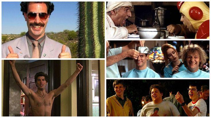 De Sacha Baron Cohen à Jean-Claude Van Damme, en passant par Prince, Steven Seagal, Jim Carrey ou John Travolta : notre sélection de plaisirs coupables au cinéma