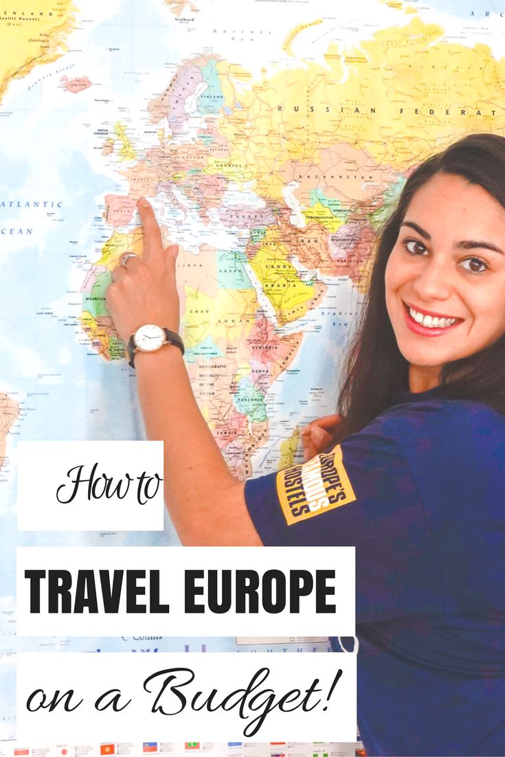 Looking for a way to create a DIY European Tour or Eurotrip? Europe's Famous Hostels have created the best guides to travelling Europe in the best hostels by the cheapest travel method possible!