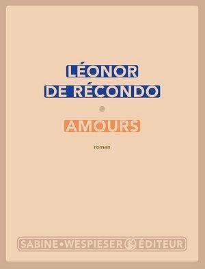 Récondo, Léonor de - Amours