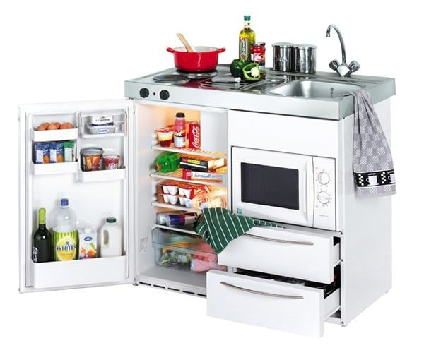 Awesome+Mini+Kitchen+for+Small+Spaces