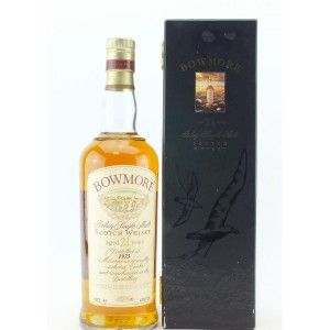 Bowmore 21 Years Old 1973
