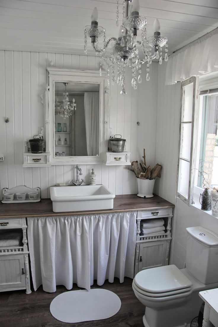 Shabby chic bathroom tiles - Find This Pin And More On Shabby Chic Bathrooms