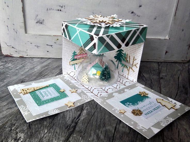 exploding box by Réka Turóczi