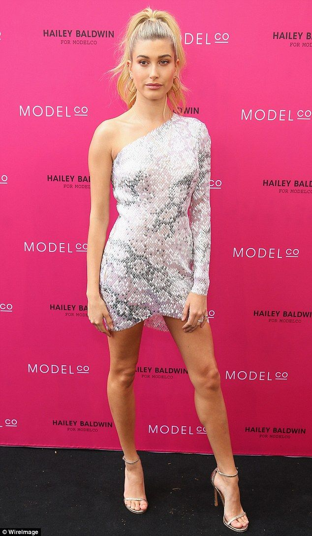 Over and out:Hailey Baldwin has revealed she has quit using the applications, despite her...