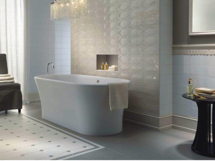 Bathroom Tiles Feature Wall 61 best tiles - geometric images on pinterest | decorative tile