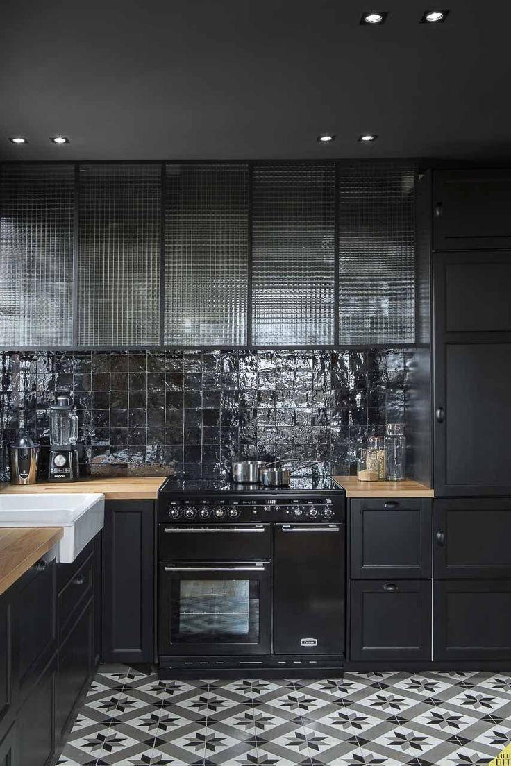 Look We Love: Zellige Tiles in the Kitchen