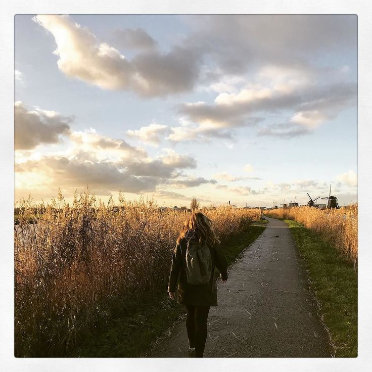 UNESCO-wandelingetje. #kinderdijk #shotoniphone7plus #frisss