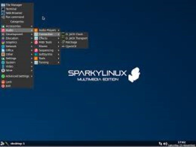 """SparkyLinux 5 5 """"Nibiru"""" available 