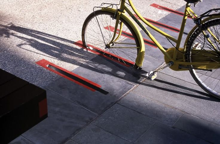 Bicycle Street Stand