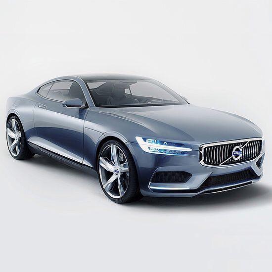 Volvo P1800 Concept        Mmmmmmmmmmmmmmm....ah!