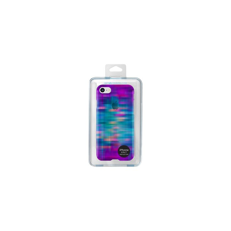 Uncommon iPhone 6/7 Case Deflector - Glitch,
