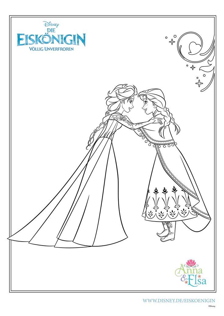ausmalbilder eiskönigin  mytoysblog  ausmalbilder