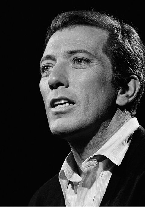 ANDY WILLIAMS 1927-2012