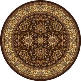 Brown Floral Area Rugs And Brussels On Pinterest